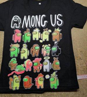Подростковая футболка Амонг Ас