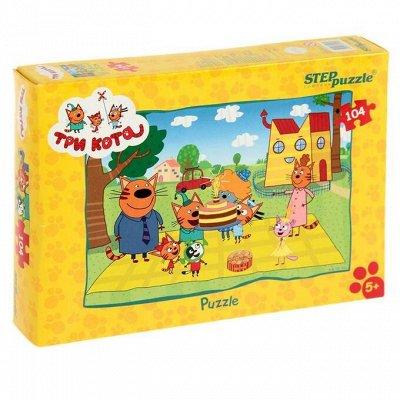 Море игрушек для детей🦊 Бизиборды, игровые наборы, роботы👾   — Пазлы — Игрушки и игры