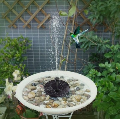 Все необходимое для вашего дома! Умная уборка🎇 — Новинка! Декоративные фонтаны — Садовый декор