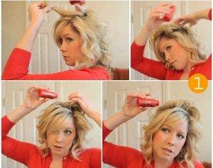 Объемная пудра для волос. 10 гр