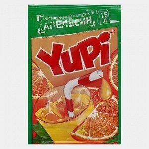 Растворимый напиток YUPI Апельсин 15 г