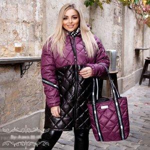 Пальто + сумка