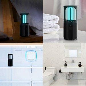Бактерицидная дезинфекционная лампа Xiaomi Xiaoda UVC Disinfection Lamp