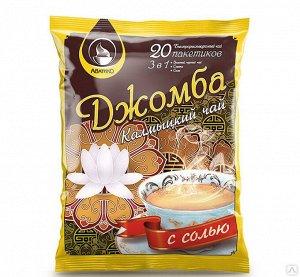 Чай раств. 3в1 Avatico Джомба Калмыцкий 12гр х 20