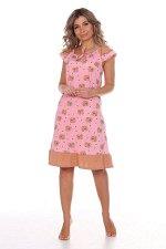 Сорочка женская, розовый