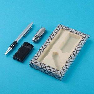 Набор подарочный 3в1 (ручка, зажигалка, нож 3в1)