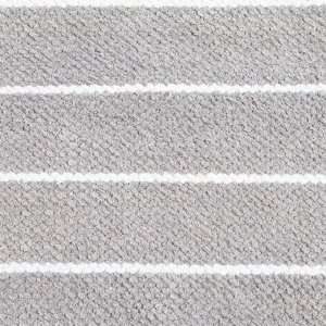 Ковер Strip Grey 50х80 ± 3 см. 1400 гр/м2. 100% хлопок