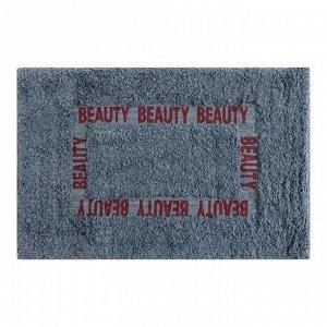 Ковер Beauty 40х60 ± 3 см. 1000 гр/м2. 100% хлопок