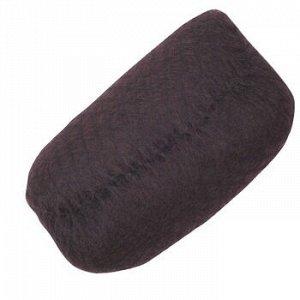 Валик для прически тёмно-коричневый Dewal