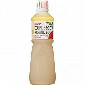 """Соус QP для салата """"С легким лимоном"""" 1л /Япония/"""