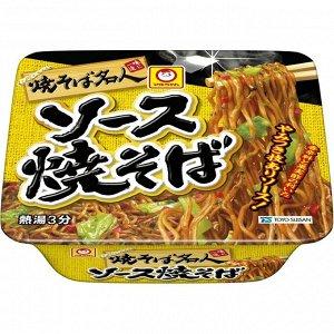 Лапша жареная якисоба с соусом toyo suisan, япония, 118 г