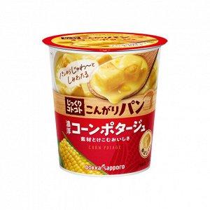 Суп-пюре Рокка кукурузный (сухой) быстрого приготовления 31,4 гр.