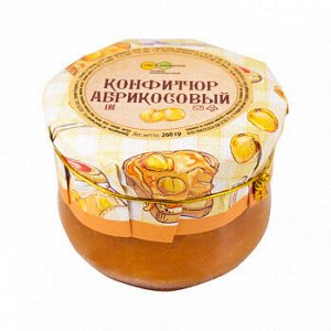 Конфитюр Абрикосовый, 260 гр