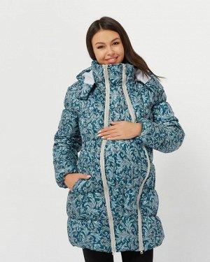 Куртка для беременных и слингоношения Wn009.9