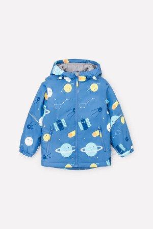 Куртка(Весна-Лето)+boys (синий, космос)
