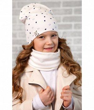 43-45-FT Комплект (шапка/шарф-снуд)
