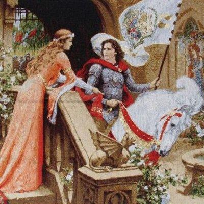 🌈   Красивая Фантазия на ткани  — ИСТОРИЯ — Хобби и творчество