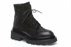 Ботинки МЕХ Форма 999 Немного большемерят. Каблук 3 см