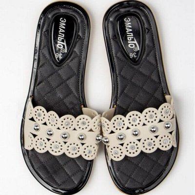ТМ *РусБубон*. Шапочки, носочки для всей Семьи.Много Новинок — Женская обувь — Пантолеты, шлепанцы