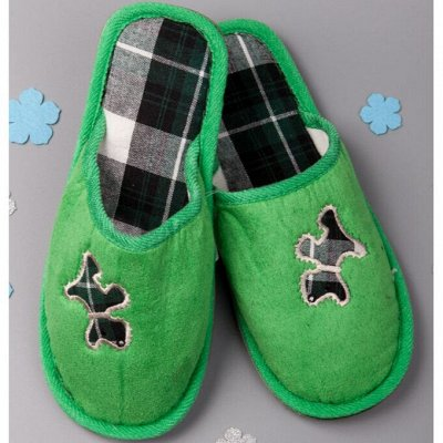 ТМ *РусБубон*. Шапочки, носочки для всей Семьи.Много Новинок — Женская домашняя обувь — Тапочки