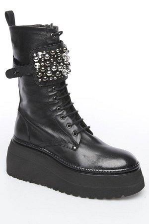 Ботинки Форма 106 Форма новая. Со слов фабрики, большемерит на размер  высота платформы в пятке - 6,5см