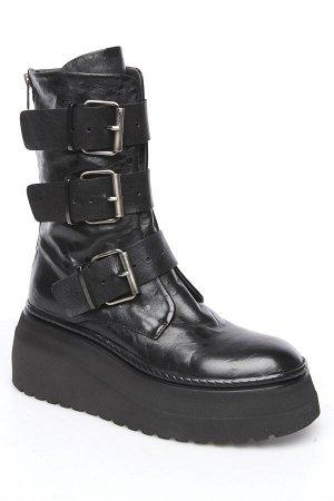 Ботинки МЕХ Форма 106 Форма новая. Со слов фабрики, большемерит на размер высота платформы в пятке - 6,5см