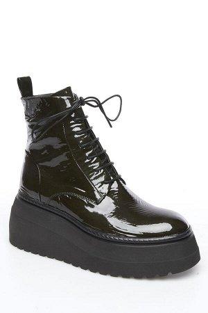 Ботинки МЕХ ХИТ Форма 106 Форма новая. Со слов фабрики, большемерит на размер высота платформы в пятке - 6,5см