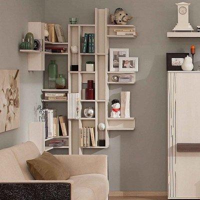 Классический и современный стиль. Мебель для каждого! — Стеллажи — Мебель