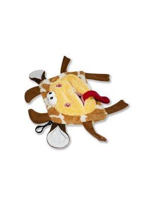 Игрушка-конфетница Бык Макар