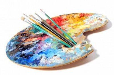 Art Идея. Вся палитра красок и товаров для творчества — Палитры для масла, акварели и акрила — Фурнитура и инструменты