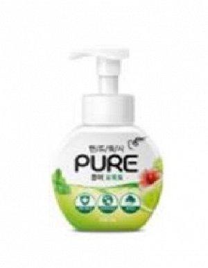 """Мыло-пенка для рук """"Pure Mojito"""" с натуральными ингредиентами и антибактериальным эффектом """"Мохито"""" 250 мл / 12"""