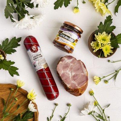 Колбасы, деликатесы Элефант — Подарочные наборы Elef@nt