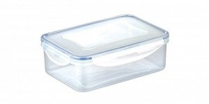 """FRESHBOX"" Контейнер пластик 2,5л прям. 8,5х18,5х25,5см 892068"