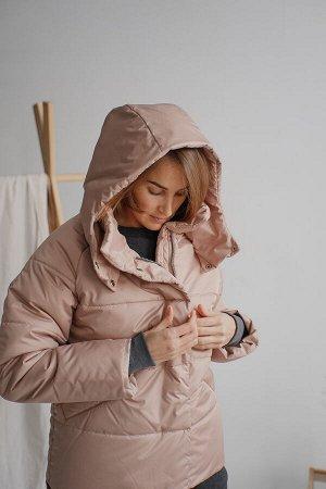 Куртка женская Демисезон Песок скидка