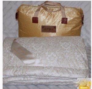 Одеяло 100% натуральный шелк, без гарантии цвета!