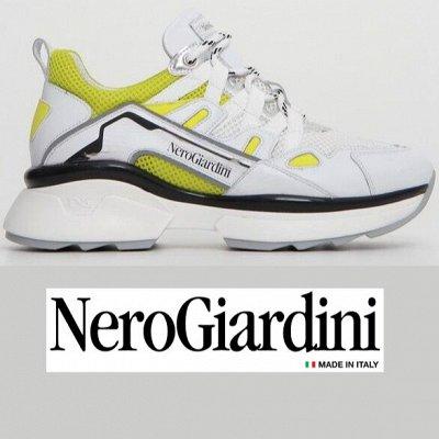 🇮🇹Обувь NeroGiardini  В наличии! — Женская коллекция — Кожаные