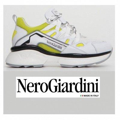 NeroGiardini  лето 2021 Свободное в пути.  Рассрочка!