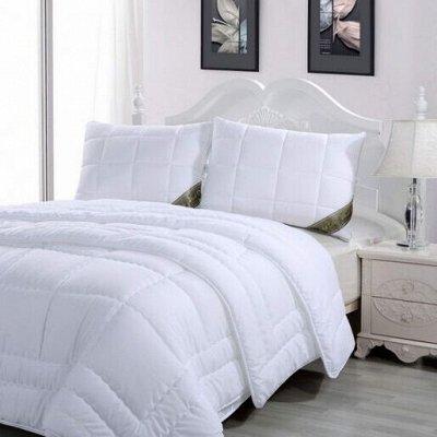 Подушки, Одеяла, Наматрасники, Чехлы на мебель — Одеяла Двуспальные. — Двуспальные и евроразмер
