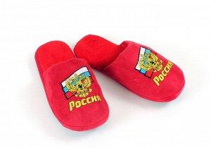 Тапочки мужские Россия L/45-46 654583 текстиль