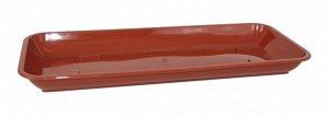 Подставка для балконного ящика D - 800 мм Коричневая
