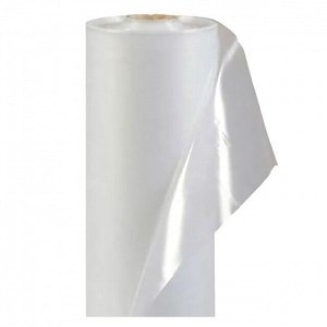Плёнка П/Э Прозрачная 200мкм ш-1,5м (рукав) рулон*25м
