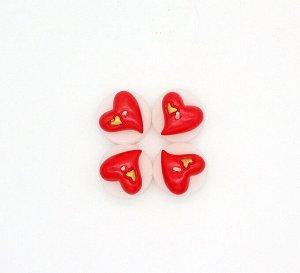Свеча Сердечки Мини НАБОР 0463