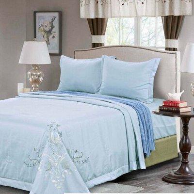 ОГОГО Какой Выбор постельного белья. Красивые расцветки — Комплекты постельного белья с одеялом — Двуспальные и евро комплекты