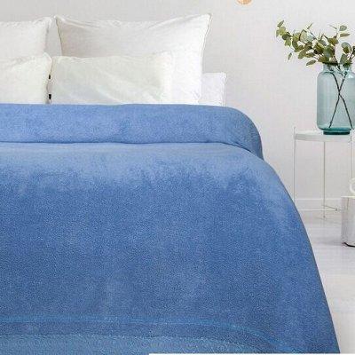 ОГОГО Какой Выбор постельного белья. Красивые расцветки — Махровые и велюровые простыни-покрывала — Простыни