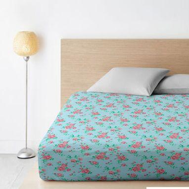 ОГОГО Какой Выбор постельного белья. Красивые расцветки — Простыни на резинке Ширина 120 см — Простыни на резинке