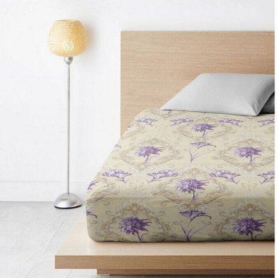 ОГОГО Какой Выбор постельного белья. Красивые расцветки — Простыни на резинке Ширина 160 см — Простыни на резинке