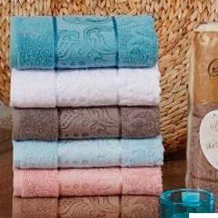 ОГОГО Какой Выбор Домашнего Текстиля — Полотенца 50х90 см . — Полотенца