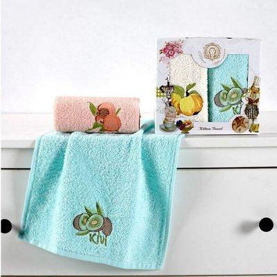 ОГОГО Какой Выбор Домашнего Текстиля — Наборы Кухонных Полотенец — Кухонные полотенца