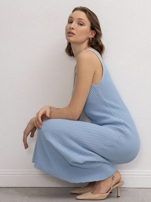 Трикотажное платье PL1182/vencent