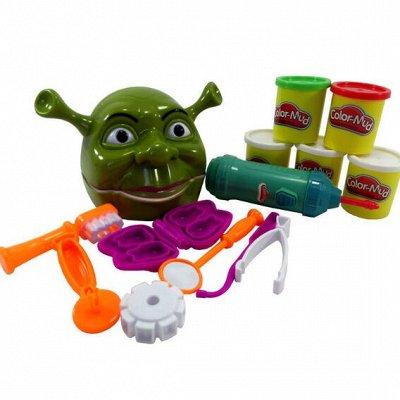 ஐОтличные игрушки! Отличные цены! ஐ Быстрая раздача — Пластилин — Для творчества